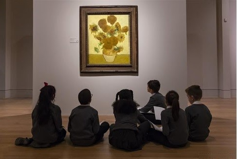 ART IN EDUCATION- The value of using artists and artworks EDUCULTURE